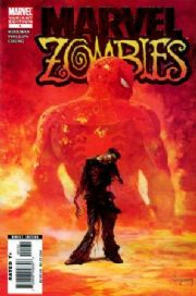 Marvel Zombies #1 3rd Third Print Arthur Suydam Variant Marvel comic book